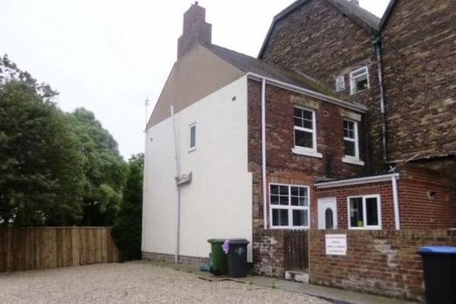 Thumbnail Semi-detached house to rent in High Street South Back, Langley Moor, Durham