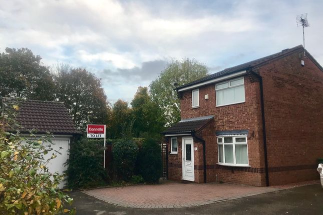 Thumbnail Property to rent in Eton Close, The Meadows, Stafford
