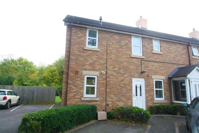 Thumbnail Flat for sale in Orleton Mews, Wellington, Telford