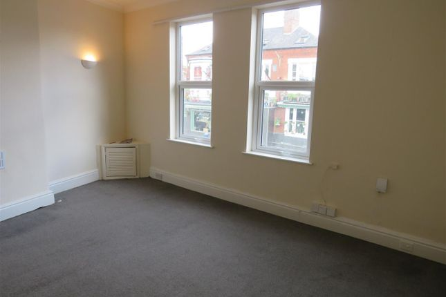 Thumbnail Flat to rent in Queens Road, Leicester
