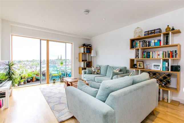 Thumbnail Flat for sale in Derry Court, 386 Streatham High Road, London