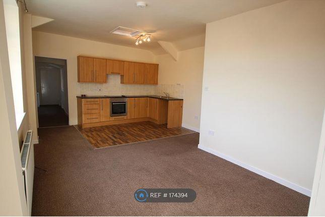 Thumbnail Flat to rent in Back Madoc Street, Llandudno