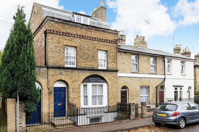 Thumbnail End terrace house for sale in New Road, Ware