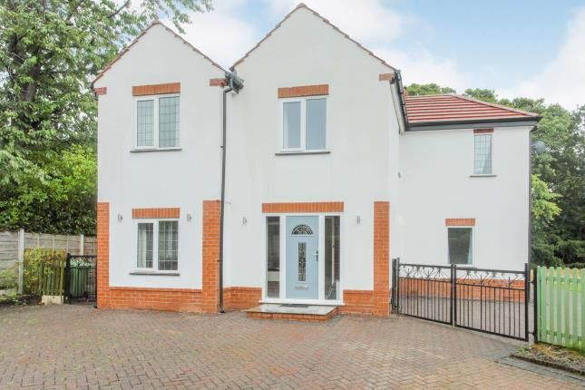 Thumbnail Detached house for sale in Southdown Close, Tytherington, Macclesfield, Cheshire