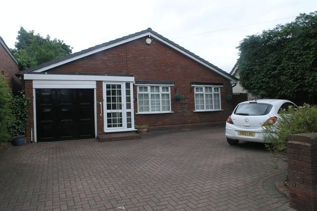 Thumbnail Detached bungalow for sale in Newhall Road, Rowley Regis