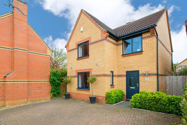 Thumbnail Detached house for sale in Christie Way, Kettering