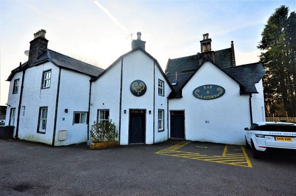 Thumbnail Restaurant/cafe for sale in The Square, Torphins, Aberdeenshire