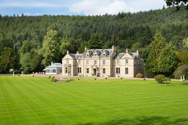 Thumbnail Detached house for sale in Melrose, Roxburghshire