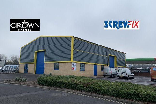 Thumbnail Warehouse to let in Premier Business Centre, Speedfields Park, Fareham, Hampshire