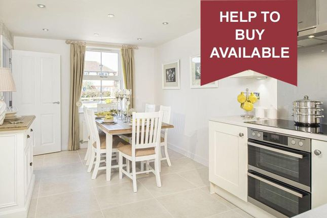 "Thumbnail Detached house for sale in ""Hadley"" at Ellerbeck Avenue, Nunthorpe, Middlesbrough"