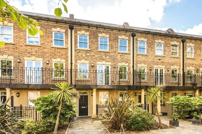 Thumbnail Terraced house to rent in Castlebar Park, Ealing, London