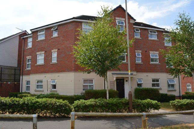 Thumbnail Flat for sale in Padside Row, Hamilton, Leicester