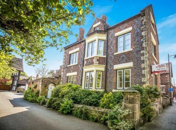 Thumbnail Semi-detached house for sale in High Street, Sandbach, Cheshire