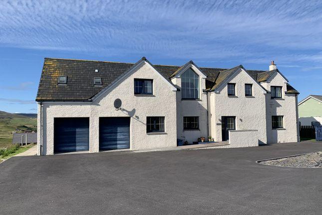 Thumbnail Detached house for sale in Aithsetter, Cunningsburgh, Shetland