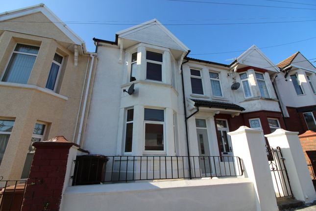 Thumbnail Terraced house for sale in Montclaire Avenue, Blackwood