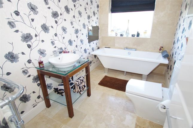 Bathroom of Merlin Way, Covingham, Swindon SN3
