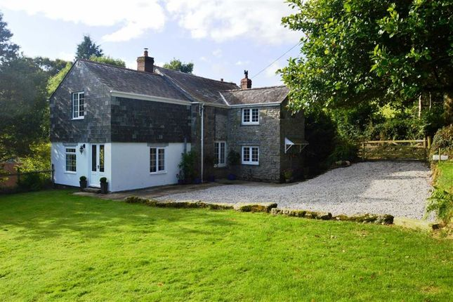 Thumbnail Detached house for sale in Cardinham, Bodmin