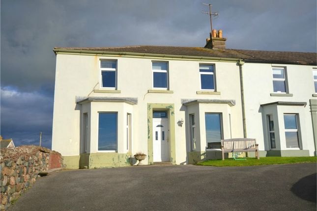 Thumbnail End terrace house for sale in Scale Villas, Seascale, Cumbria, Gosforth Road