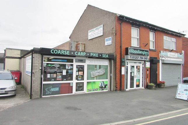 Retail premises for sale in 144 Spendmore Lane, Chorley