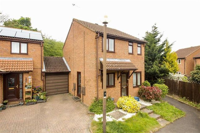 Thumbnail Link-detached house to rent in Haberly Mead, Bradwell, Milton Keynes