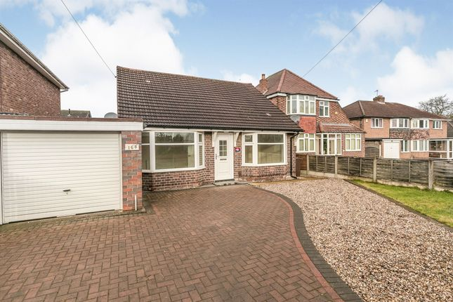 Thumbnail Detached bungalow for sale in Cooks Lane, Kingshurst, Birmingham