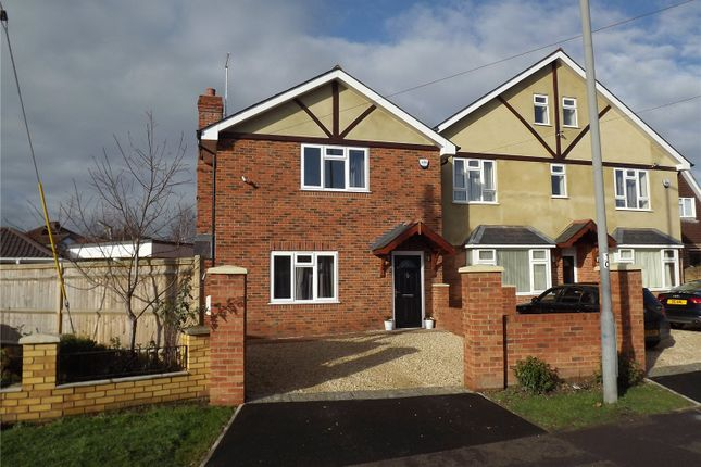 Thumbnail Semi-detached house to rent in Wycombe Road, Marlow, Buckinghamshire