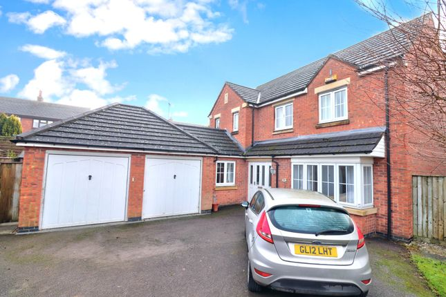 Front View of Woodland Drive, Rocester, Uttoxeter ST14