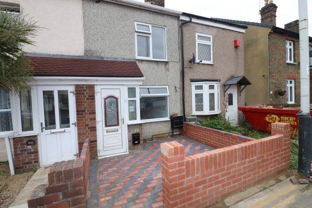 Thumbnail Property to rent in Wennington Road, Rainham