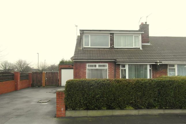 Thumbnail Bungalow for sale in Downend Road, Westerhope, Newcastle Upon Tyne