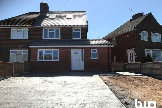 5 bed semi-detached house for sale in 41 Brennand Road, Oldbury B68