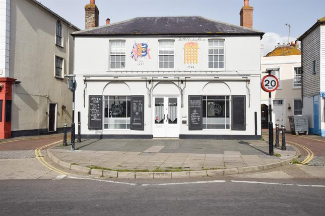Thumbnail Detached house for sale in East Parade, Hastings