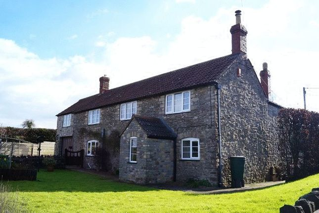 Thumbnail Detached house for sale in Nedge Hill, Chewton Mendip, Radstock