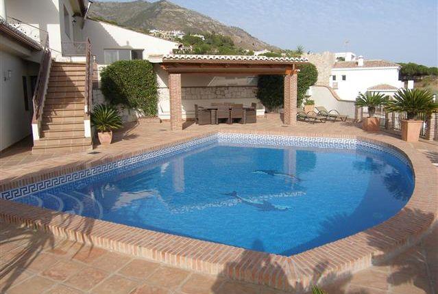 Pool Terrace of Spain, Málaga, Mijas