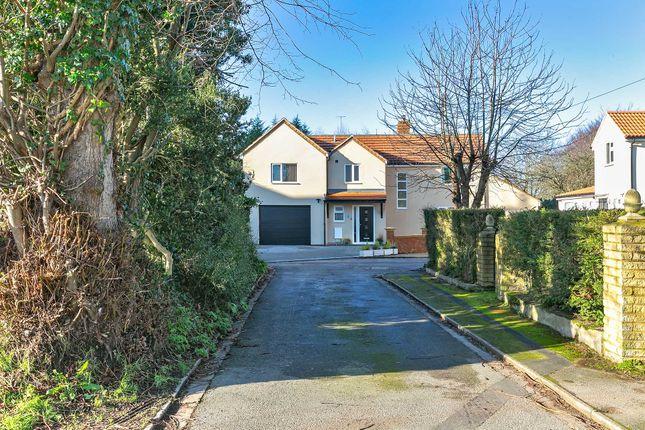 Thumbnail Detached house for sale in Calverton Road, Stony Stratford, Milton Keynes