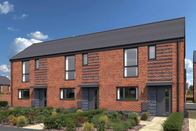 Thumbnail Terraced house for sale in Daedalus Village, Marine Parade West, Lee-On-The-Solent