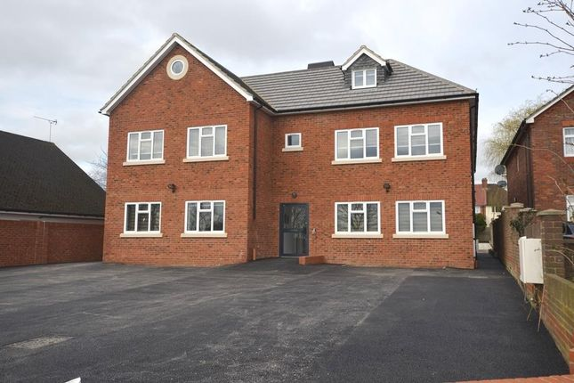 Thumbnail Flat to rent in Heath Road, Hillingdon, Middlesex