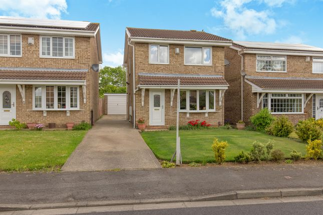 Thumbnail Detached house for sale in Beeford Close, Billingham