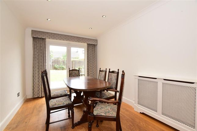 Dining Room of The Lindens, Loughton, Essex IG10