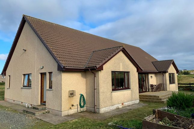 Thumbnail Detached house for sale in Aignish, Point, Isle Of Lewis
