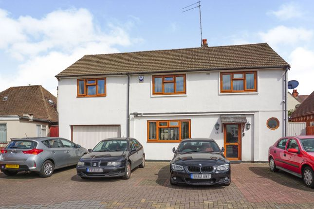 Front View of Roundhill Road, Leicester LE5