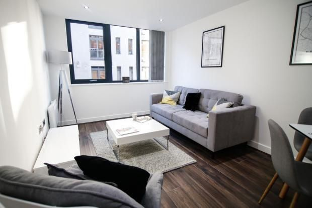 1 bed flat for sale in Ridley House, Ridley Street, Birmingham B1