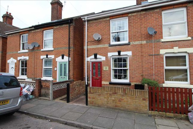 Thumbnail Semi-detached house for sale in Canterbury Road, Colchester