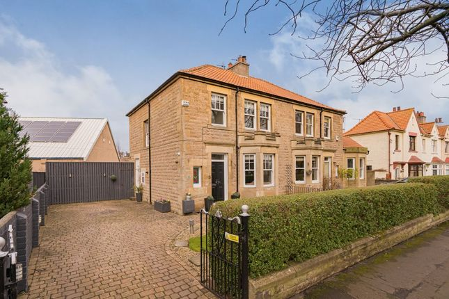 Thumbnail Semi-detached house for sale in 5 Saughtonhall Avenue, Edinburgh