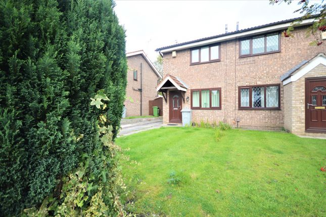Thumbnail Semi-detached house to rent in Mill Close, Knutsford