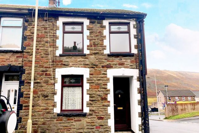3 bed end terrace house to rent in Thomas Street, Maerdy, Ferndale CF43
