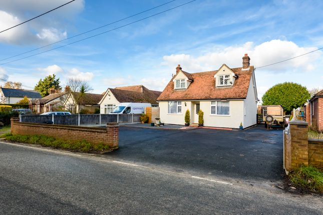 Thumbnail Bungalow for sale in Bradfield Road, Wix, Manningtree