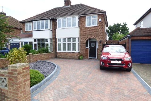 3 bed semi-detached house for sale in Bedford, Beds