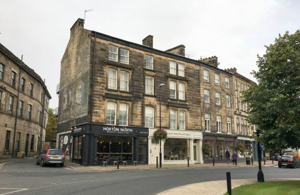 Thumbnail Flat to rent in Thane Court, Royal Parade, Harrogate