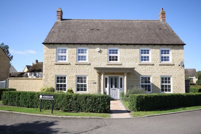 Thumbnail Detached house for sale in Carterton, Shilton Park, Tansy Way