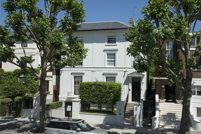 Thumbnail Detached house to rent in Hamilton Terrace, St John's Wood, London